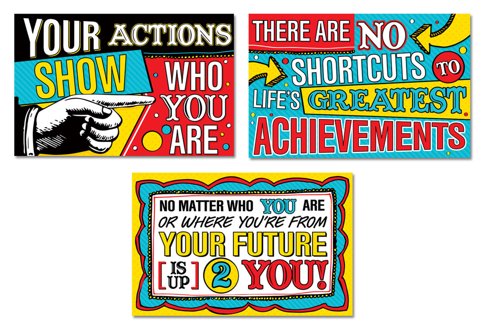 Lauren Gregory » Character Education Posters 3 Pack