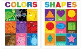 Educational Posters 2013: Pre-K – Kindergarten