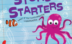 Story Starters Writing Journal